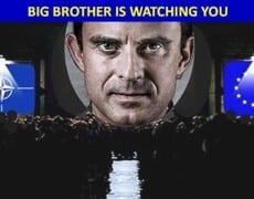 L'UPR demande au gouvernement de s'expliquer sur sa surveillance des Français et sa passivité face à l'espionnage américain
