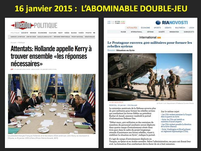 Attentat à Charlie Hebdo - Page 3 Labominable-double-jeu-des-%C3%89tats-Unis