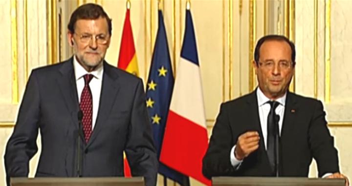 Lapsus de François Hollande le 10 octobre 2012