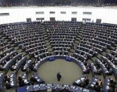 Le site du Parlement européen fait silence sur les résultats et existence UPR