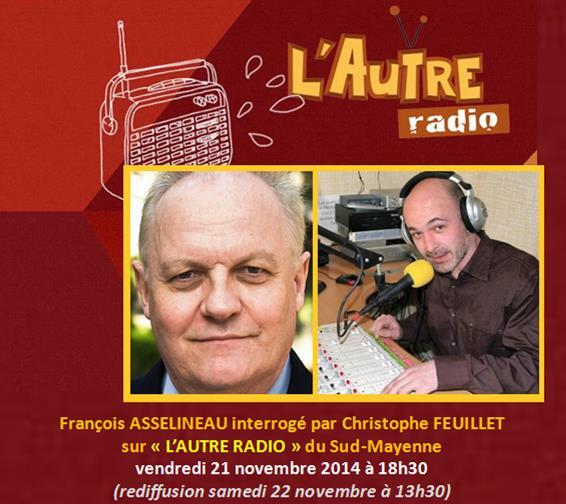 MAYENNE - Annonce L'Autre radio