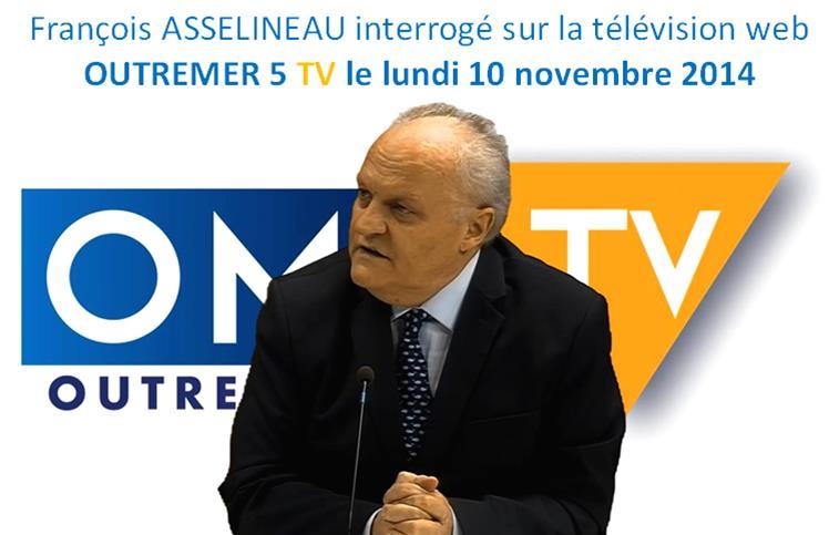 François Asselinea sur OUTREMER 5