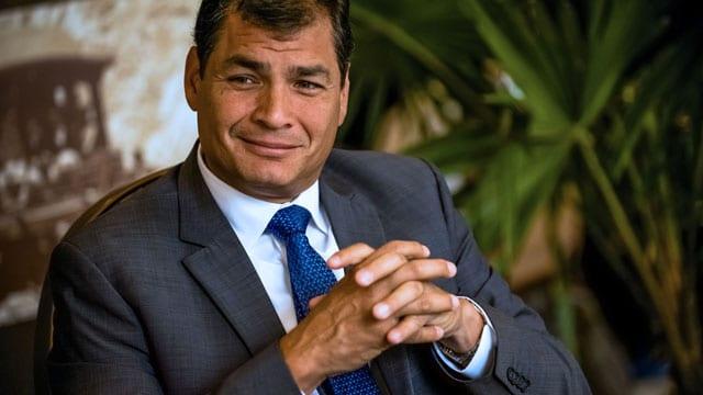 Rafael Correa Opération Correa ou le coupable silence des médias