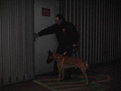 Travail de nuit pour les agents de sécurité