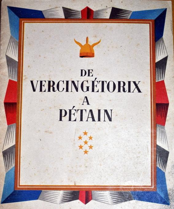 Vercingétorix à Pétain