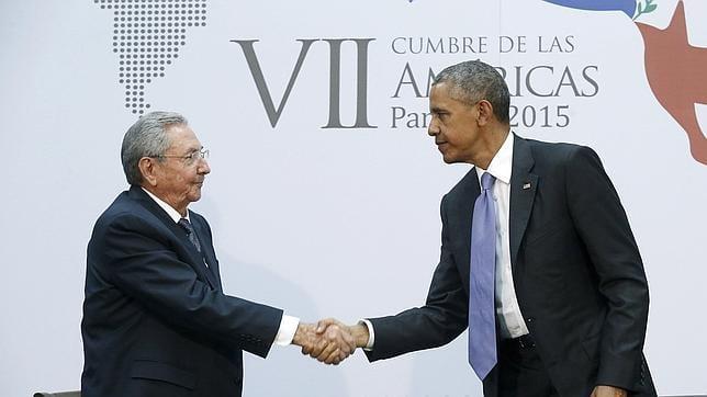 1- Castro et Obama à Panamá