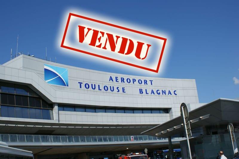 aeroport toulouse blagnac Le « banquier socialiste » Macron décide de vendre 49,9% du très rentable aéroport de Toulouse