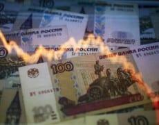 chute du rouble - reflexions de vincent brousseau
