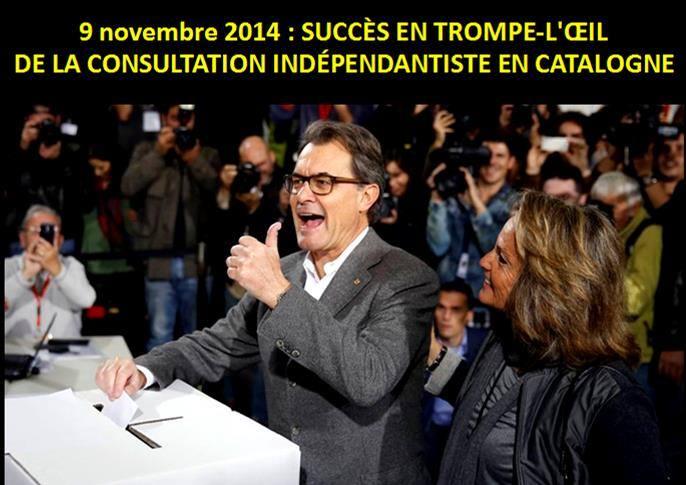 consultation indépendantiste en catalogne