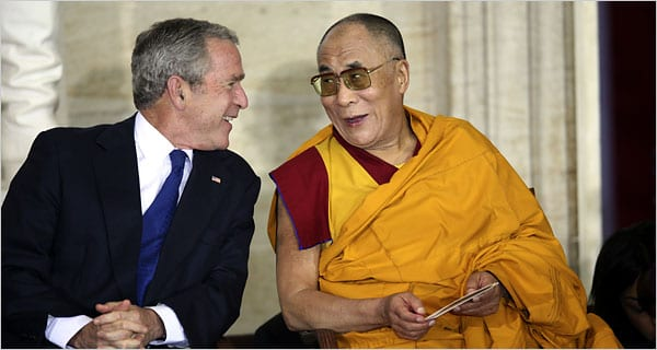 dalai-lama-bush