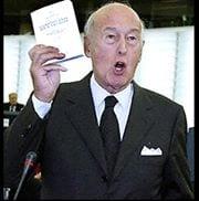 La boîte à outils du traité de Lisbonne »</em> et daté du 26 octobre 2007, Valéry Giscard d'Estaing résuma en effet le traité de Lisbonne
