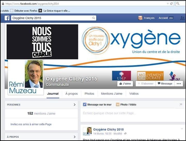 facebook oxygene
