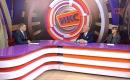François Asselineau répond aux questions de la télévision russe ИКС