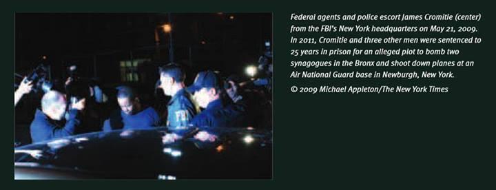 james crombie fbi L'ONG Human Rights Watch publie un rapport prouvant que le FBI a poussé des américains musulmans à commettre des attentats