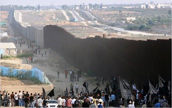 la Bande de Gaza ressemble à une prison à ciel ouvert