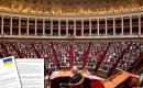 Lettre adressée aux 577 députés français pour leur demander de déposer une motion de censure contre le gouvernement afin de sanctionner la politique de la France vis à vis de l'Ukraine