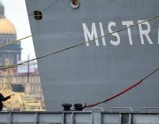 navires mistral russes