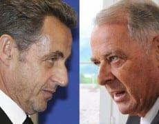 Nicolas Sarkozy remis à sa place suisses  UPR