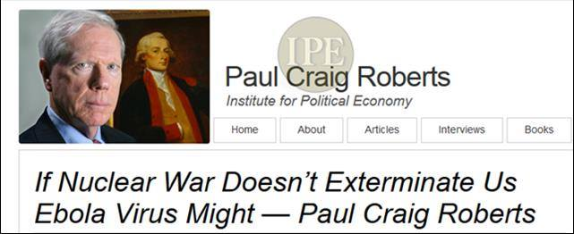 paul craig roberts washington