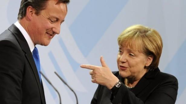 Pour la 1ère fois, la chancelière Merkel croit désormais possible la sortie du Royaume-uni de l'UE,