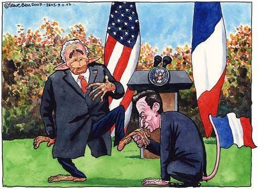 president francais vu par guardian Réponse aux accusations de Léa Salamé sur France 2 : lUPR fait elle de « lanti américanisme primaire » ?