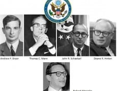 reunion 11 juin 1965 secrets departement etat americain union monetaire europenne