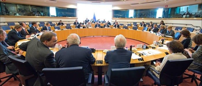 reunion des 27 etats européens à bruxelles
