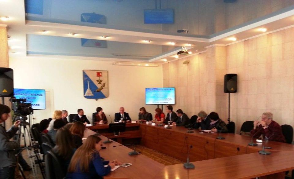 Nombreuses répercussions médiatiques en Russie de la visite officielle de la délégation de l'UPR en Crimée